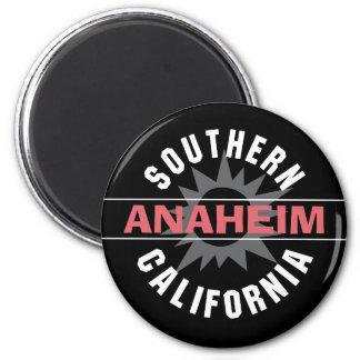 California meridional - Anaheim Imán Redondo 5 Cm