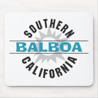 California meridional - balboa alfombrilla de ratones