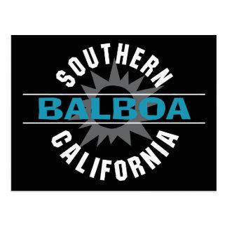 California meridional - balboa postal