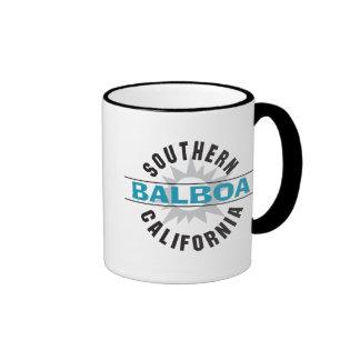 California meridional - balboa taza de dos colores