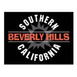 California meridional Beverly Hills Tarjeta Postal
