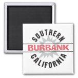California meridional - Burbank Imán Cuadrado