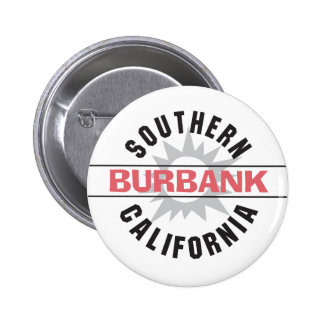 California meridional - Burbank Pin