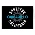California meridional - Camarillo Tarjeta