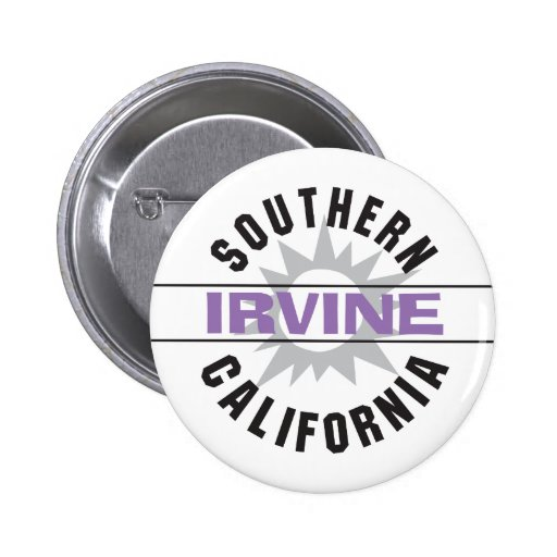 California meridional - Irvine Pin