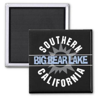 California meridional - lago big Bear Imán Cuadrado