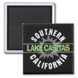 California meridional - lago Casitas Imanes