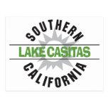 California meridional - lago Casitas Tarjetas Postales