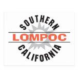 California meridional - Lompoc Tarjeta Postal