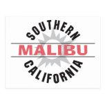 California meridional - Malibu Tarjetas Postales