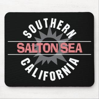 California meridional - mar de Salton Alfombrillas De Ratón