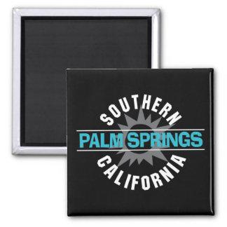 California meridional - Palm Springs Imanes Para Frigoríficos