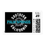 California meridional - Palm Springs Sello Postal