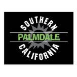 California meridional - Palmdale Tarjeta Postal