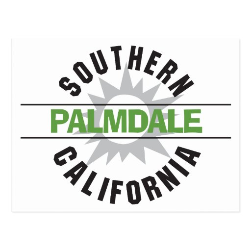 California meridional - Palmdale Tarjetas Postales