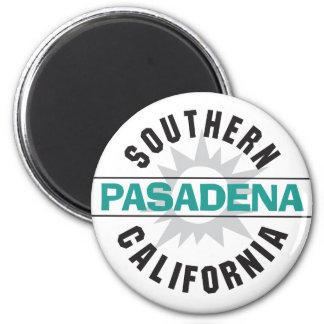 California meridional - Pasadena Imán Redondo 5 Cm
