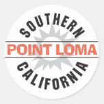 California meridional - Point Loma Pegatinas