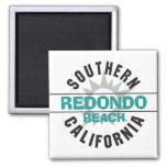 California meridional - Redondo Beach Iman Para Frigorífico