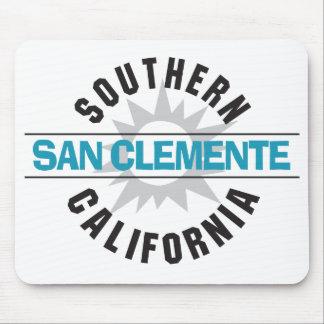California meridional - San Clemente Alfombrillas De Ratones