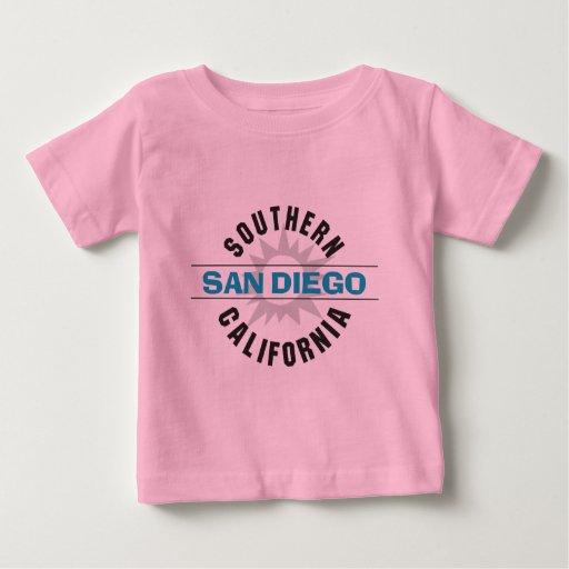 California meridional - San Diego Playera De Bebé