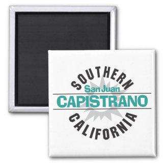California meridional - San Juan Capistrano Imán Cuadrado