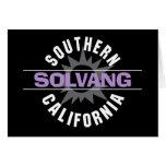 California meridional - Solvang Felicitaciones