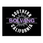 California meridional - Solvang Tarjeta Postal