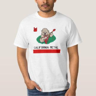 CALIFORNIA METAL T-SHIRT