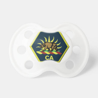 California Military Reserve Pacifier