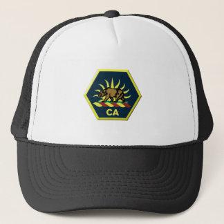 California Military Reserve Trucker Hat