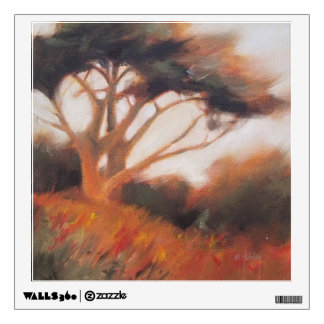 California Monterey Cypress Trees Wall Sticker