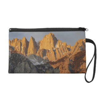 California, Mount Whitney, Inyo National Forest 3 Wristlet Clutches
