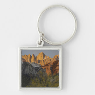 California, Mount Whitney, Inyo National Forest 3 Keychain