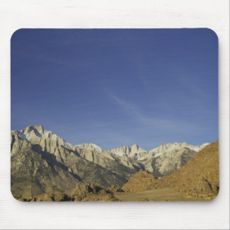 California, Mount Whitney, Inyo National Forest Mouse Pad