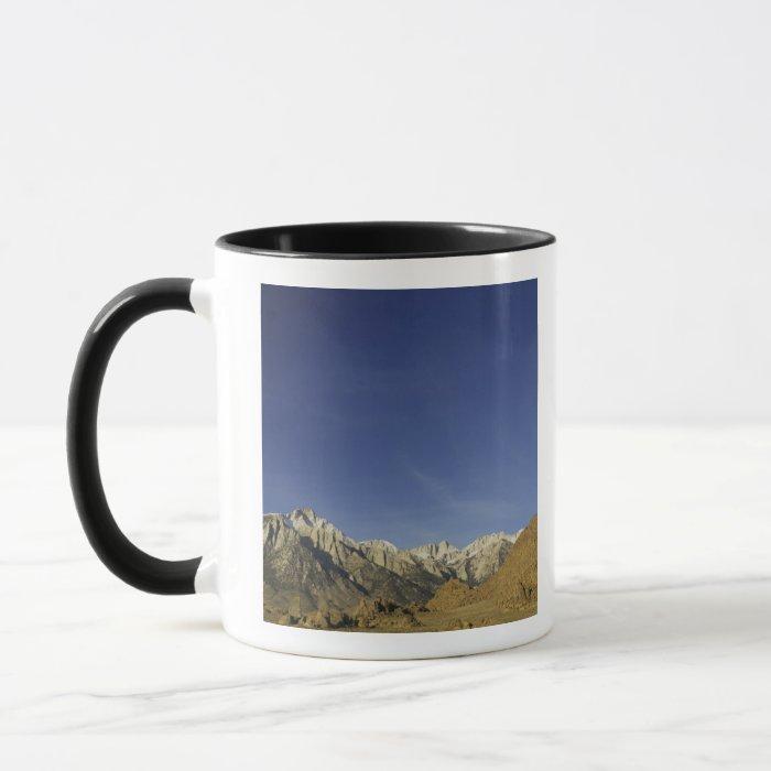 California, Mount Whitney, Inyo National Forest Mug