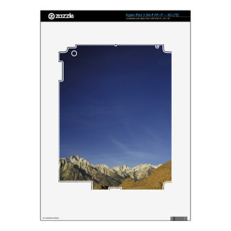 California, Mount Whitney, Inyo National Forest iPad 3 Skins