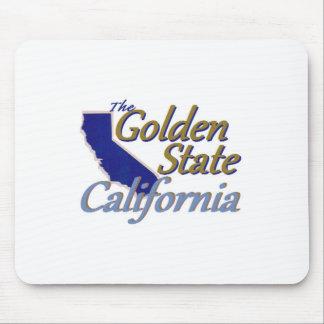 CALIFORNIA MOUSE PAD