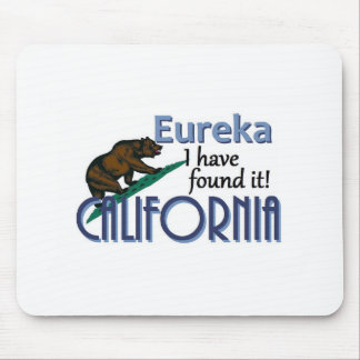 CALIFORNIA MOUSE PADS