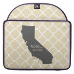 California nacida y aumentada funda para macbook pro