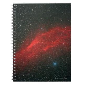 California Nebula Notebook