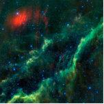 California Nebula & Star Menkhib Cut Out
