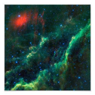 California Nebula Star Menkhib Photo Print