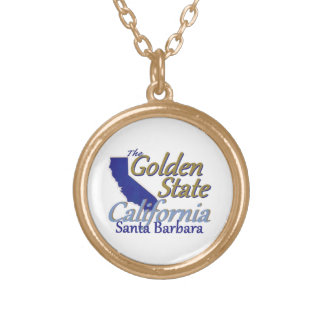 CALIFORNIA PERSONALIZED NECKLACE