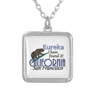 CALIFORNIA CUSTOM NECKLACE