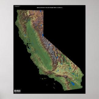 California NED Poster