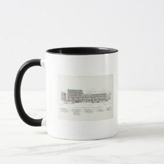 California North side Battery and Sansome Mug