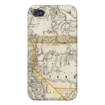 California, Oregon, Utah iPhone 4 Carcasas