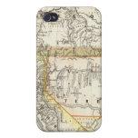 California, Oregon, Utah iPhone 4 Fundas