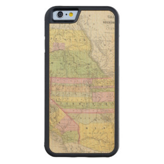 California, Oregon, Washington, Utah, New México 6 Funda De iPhone 6 Bumper Arce