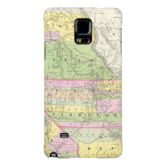 California, Oregon, Washington, Utah, New México 6 Funda Galaxy Note 4